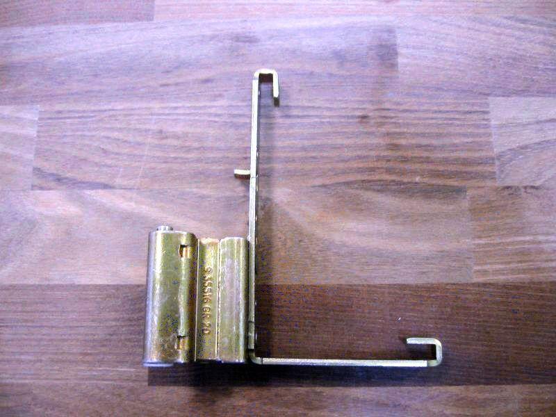 DrehKipp Fenster /& Türen GU Falz Ecklagerband  9 37797 GR 20 rechts gelb verz f